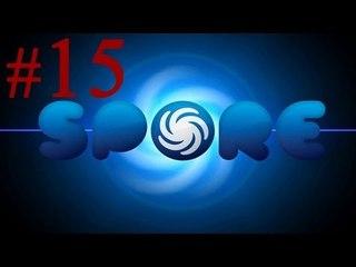 #15 Spore Приготовьтесь к обороне!