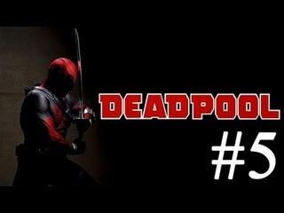Deadpool прохождение #5