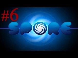 #6 Spore Везде опасность