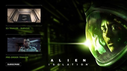 Alien Isolation - Survivor Mode [INT]