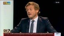 Benoît Thieulin, fondateur de la Netscouade et président du Conseil national du numérique dans Qui êtes-vous ? - 19/09 2/2