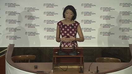 Forum d'Avignon 2014: Discours de Fleur Pellerin