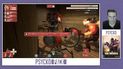 Psyckopack - sur TF2 [19/09]
