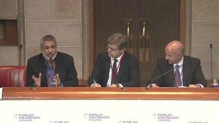 Forum d'Avignon 2014: Dialogue sur 3 continents