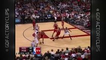 Throwback  Brandon Roy Full Highlights vs Rockets 2009 Playoffs R1G2 - 42 Pts, Sick!