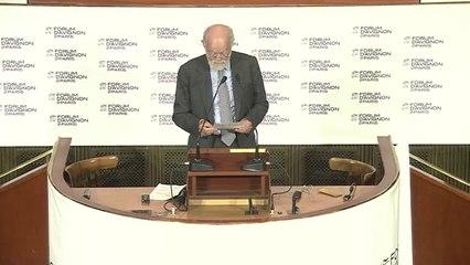Forum d'Avignon 2014: Remerciements de Jean Paul Delevoye et Nicolas Seydoux