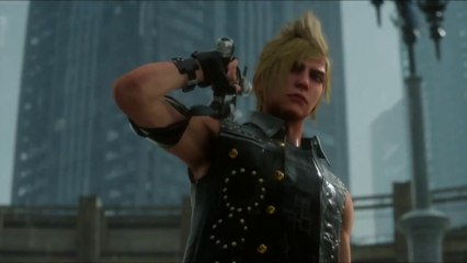 Gameplay TGS 2014 de Final Fantasy XV