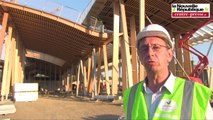 VIDEO. Center Parcs : sur le chantier des Trois-Moutiers