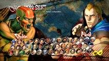 Ultra Street Fighter IV - Mode Omega