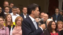 Ed Miliband: The next eight months are about moving on together