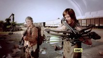 """The Walking Dead - saison 5 - Trailer """"Hunt or be hunted"""""""