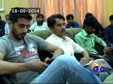 Shaikh Rasheed Prediction-Geo Reports-20 Sep 2014