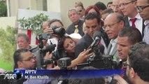 Le président tunisien Marzouki candidat à sa réélection