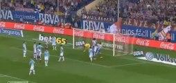 Godin - Atletico Madrid 2-1 Celta Vigo (20.09.2014) Liga BBVA