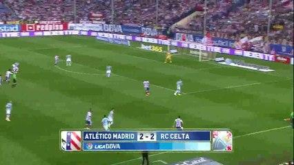 Aтлетико (Мадрид) направи 2:2 със Селта у дома