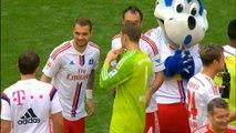 Amburgo 0-0 Bayern Monaco, Giornata 4