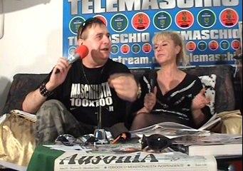 SALVATORE MARINO LIBRO MASCHIO 100% EUROPA EDIZIONI-FELTRINELLI DISTRIBUZIONE-X VERA INFORMAZIONE-FABRIZIO CORONA-IN ANTEPRIMA VIDEO TV INTERVISTA CONDUCE-CLAUDIA TAINI-LEGA NORD-