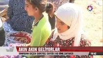Suriyeli Mülteciler akını Suruç'ta düğün salonları bile doldu
