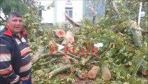 Geyve Kozan şiddetli yağmur_1