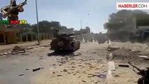 Keskin nişancı IŞİD'liyi böyle vurdu!