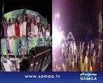 Showbiz celebs support Imran Khan