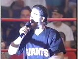 Vince Russo Promo (WCW Bash At the Beach 2000)
