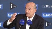 """Juppé : """"en matière d'ennuis judiciaires, il vaut mieux ne pas se livrer à un match…"""""""