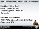 Web Development Technologies - HTML and CSS for Beginners (with HTML5) - LearnToProgram, Inc.