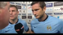 Manchester City 1-1 Chelsea - Lampard goal denies Chelsea - Post Match Interview