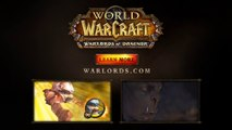 World of Warcraft Warlords of Draenor Gamescom Cinematic