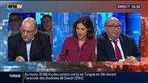 BFM Politique: L'interview BFM Business de Julien Dray par Emmanuel Lechypre – 21/09 2/6