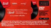 Orchestre de la Société des concerts du Conservatoire, Hans Rosbaud, Janine Micheau, Jea - Platée