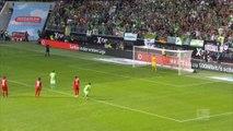 Wolfsburg 4-1 Bayer Leverkusen, Giornata 4
