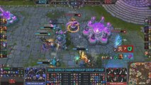League of Legends World Championship S4 Best of day 4 - League of Legends