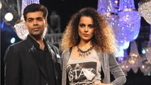 Karan Johar Unveiled His Vero Moda Marquee Collection | Kangana Ranaut, Varun Dhawan !