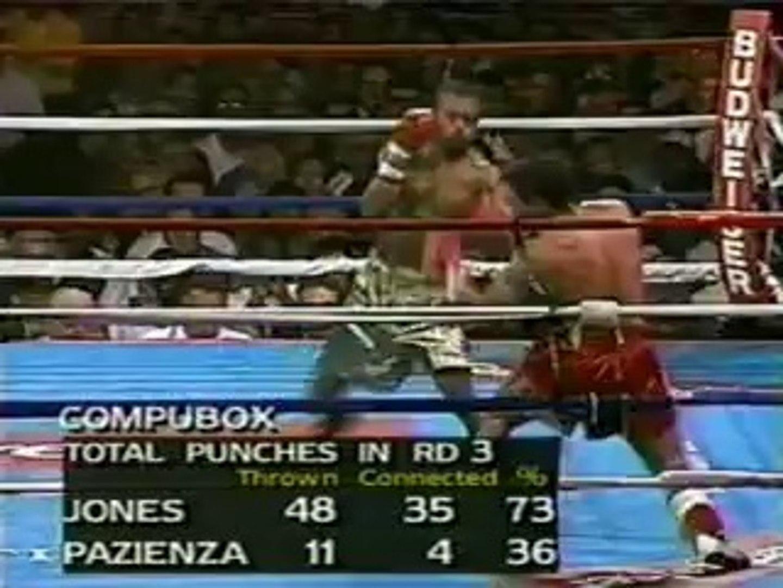 Roy Jones Jr vs Vinny Pazienza 1995-06-24 - video dailymotion