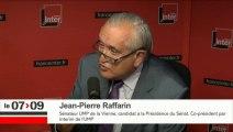"""Jean-Pierre Raffarin : """"On ne gouverne pas en opposant les Français les uns aux autres"""""""