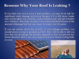 Hire Sydney Roof Leaking Specialist from Astar Roofing