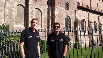 Compte à rebours Toulouse - Lyon : Facundo et Pipo