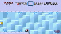 [Hack] SMW The Secret Of the 7 Golden Statues [5] Le saut en longueur de la mort