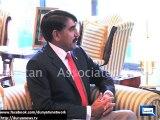 Dunya news- Ex-DG Rangers Sindh Rizwan Akhter appointed new DG ISI