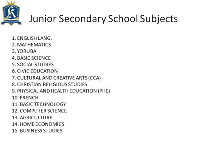 Kingston College Nigeria - Top secondary school in Ibadan Nigeria