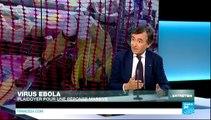"""L'ENTRETIEN - Ebola : """"nous avons devant nous l'une des pires épidémies"""", dit Douste-Blazy"""