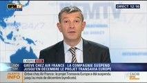 L'Édito éco de Nicolas Doze: Grève chez Air France: suspension temporaire du projet Transavia Europe jusqu'en décembre – 22/09