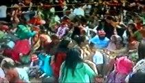 Pakistan Tehreek-e-Insaf kay karkun ka josh khrosh Karachi Jalsa main samma news [21-9-2014]