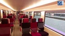 Les nouvelles rames TER du Nord - Pas-de-Calais