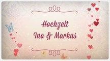 Hochzeit Ina & Markus: Der ewige Kreis