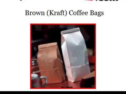 Wholesale Coffee Bags –  Smell the aroma!
