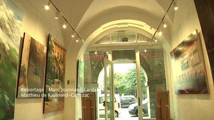 Jean Arcelin à la Galerie 26