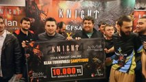 Knight Online 1. Klan Turnuvası Finalleri - GameSatış Videosu